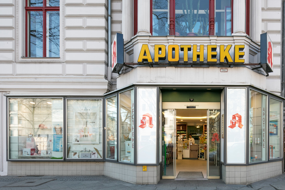 Kur-Apotheke Mehringdamm Berlin